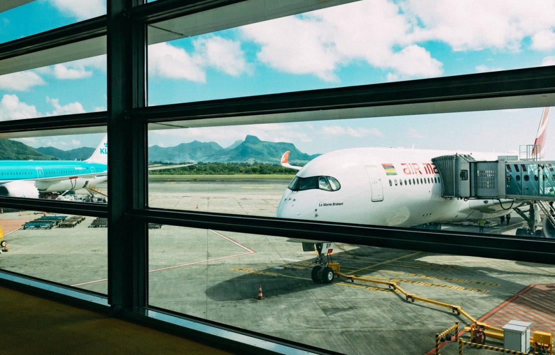 Luchthaven Mauritius