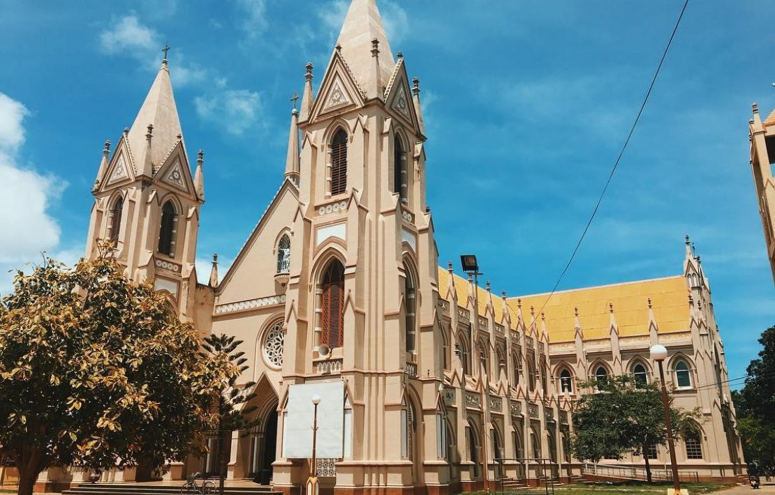 St Sebastians Church Negombo