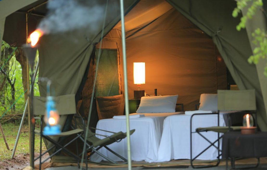 Big Game Camp Yala Tent