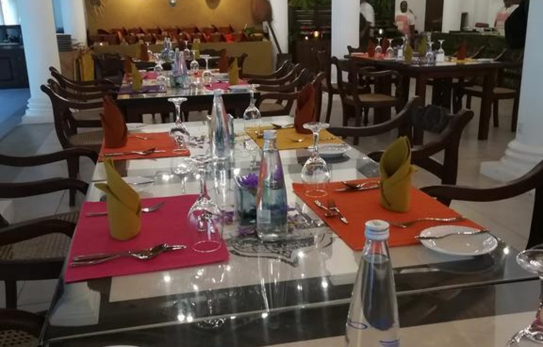 The Heritage Galle Fort Restaurant